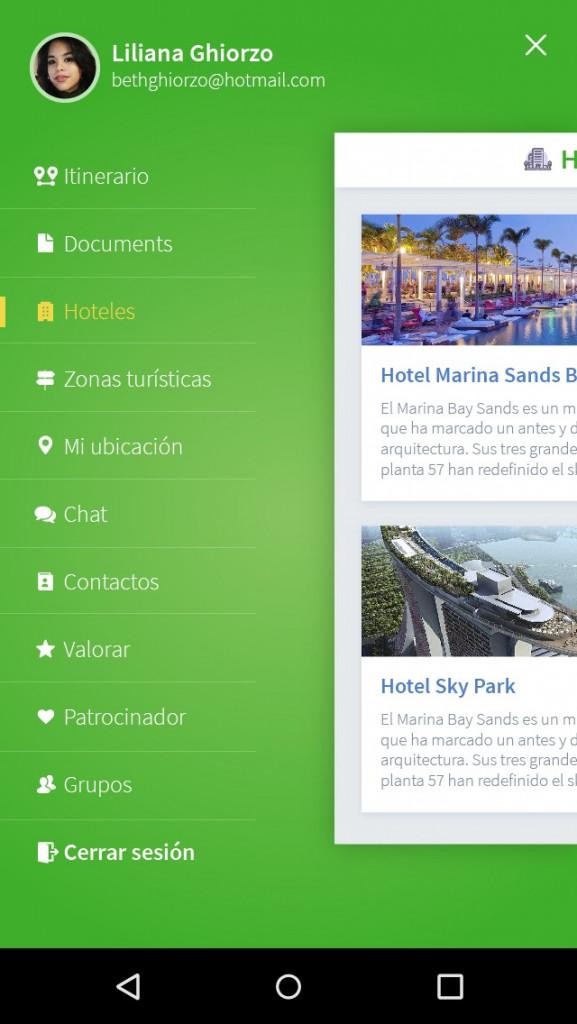 Desarrollo de App para Agencias de Viajes